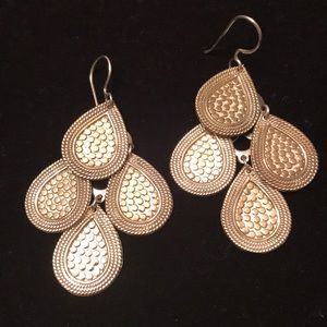 Anna Beck Bali Chandelier earrings